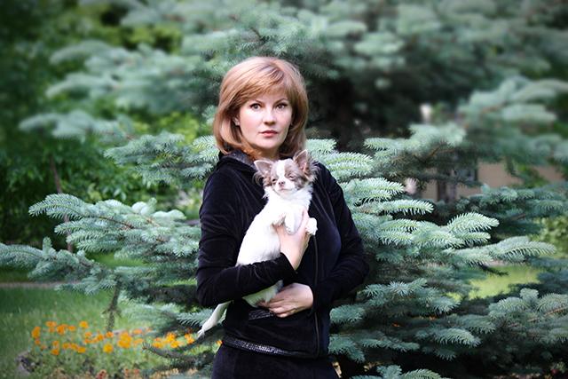 Овчинникова Ирина